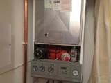 Worcester combi boiler before